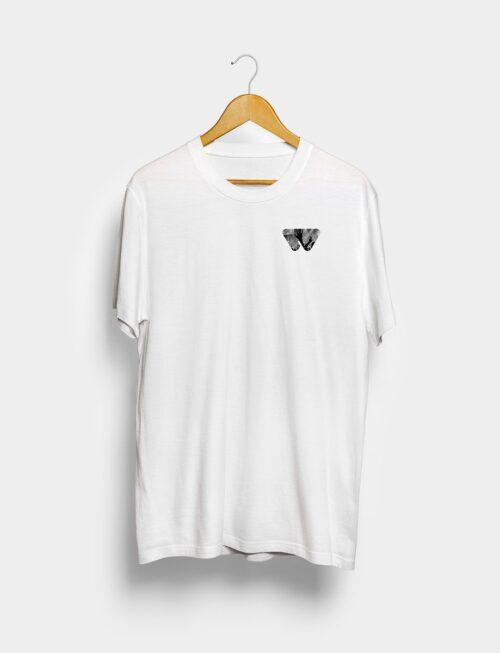 Camiseta Music Collective Blanca Frontal